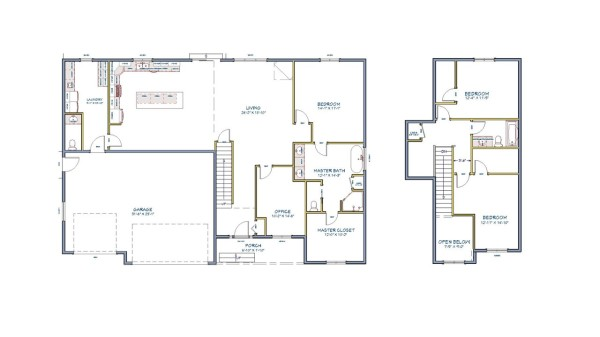 Bradley Floor Plan