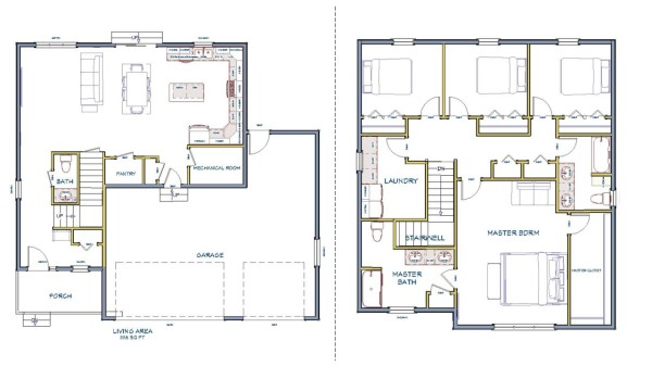 Sterling Floor Plan