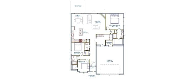 Shelton Floor Plan