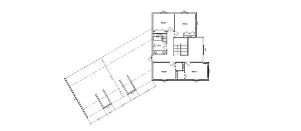 Hatton Second Floor Plan