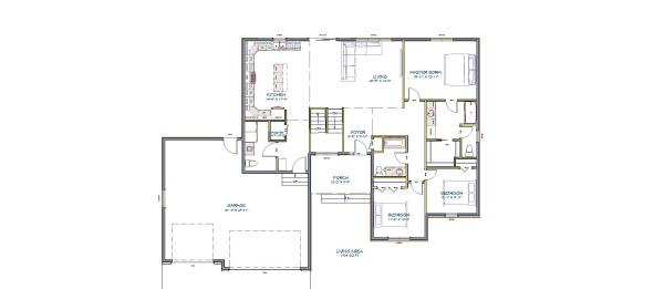 Lincoln Floor Plan