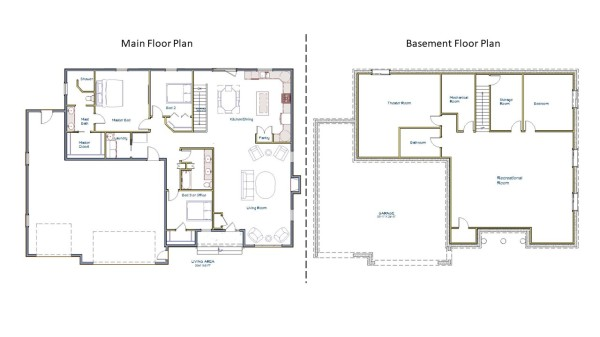 Dayton Floor Plan