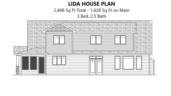LIDA HOUSE PLAN