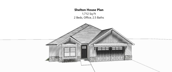 Shelton House Plan